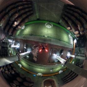 Sala de Barricas - Museo del Vino, Morales de Toro #theta360