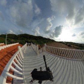「幸せになる古宇利島の宿」2階テラス部分