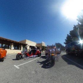 Fra vår rundtur på Mallorca (vi kjørte Opel Corsa) #theta360