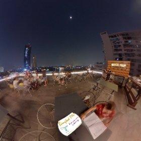 River Vibe Restaurant and Bar, 8th flr rooftop in chill zone Talada Noi, heritage zone Chinatown on Chao Phraya river Bangkok, hub https://goo.gl/RSrDWq BEST HASHTAGS #RiverVibeRestaurtantBarBkk #BkkRooftop     #BkkZoneTaladNoi #firefly3d
