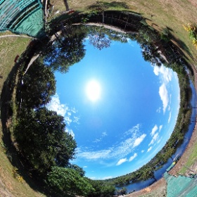 Amazonas - Jungle Lodge #theta360 #theta360de