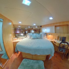 360 view Lien Hwa Pacifica Master Stateroom lovethatyacht.com #theta360