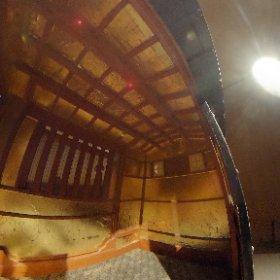 名古屋城 お姫様の籠