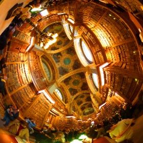 Bibliothèque de l'Assemblée Nationale - Paris #theta360 #theta360fr