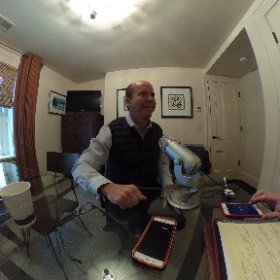 Congressman John Delaney reflects on the deleterious effects of partisanship and on his ambitions to place country above party. #theta360