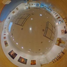 Die Ausstellung von Manfred Claes-Schäfers in der Libori Galerie #theta360 #theta360de