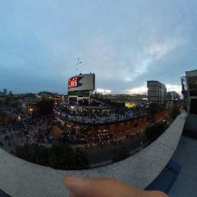 Wrigley Field! #theta360