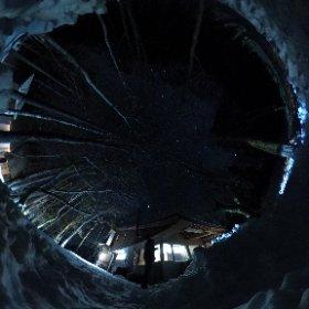 ひゅってくらいすの夜 #theta360