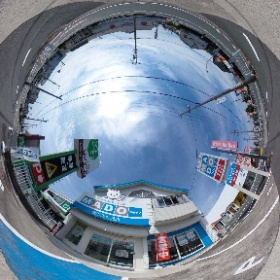 MADOショップ豊川南大通店外観です。