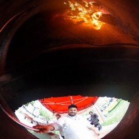 Avella's Wood Fired Pizza #WoodFiredPizza #theta360