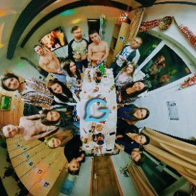 G Family party #theta360