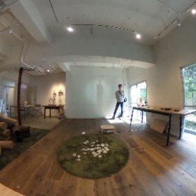 平原真展 Nonscale 始まりました! 今日から3日間、夜7時までやっています。お待ちしています!! http://makotohirahara.com/nonscale-exhibition/ #nonscale