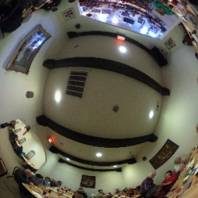 The Reunion Brunch, China's Alley #theta360