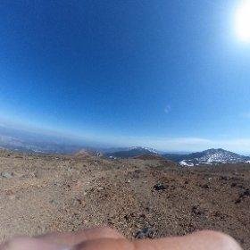 安達太良山方面 #theta360