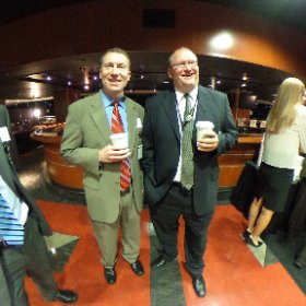 At PNC Arena for the 2016 Superintendent's Breakfast. @WCPSS #theta360