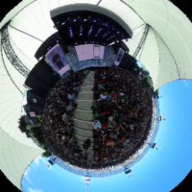 You really need a 360 photo to get the whole picture of Google I/O @gdg_es @gdg #io18 #theta360