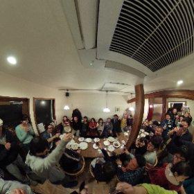 ヴェッキオコンヴェンティーノ3周年パーティー #theta360