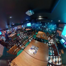 The Kiwi Bangkok sports bar in sub Soi Prida Suk Soi 8, 150 mtrs from BTS skytrain station Nana, loads of TV Screens big food menu and plenty of banter, SM hub https://goo.gl/CKZsZN   #firefly3d #theta360