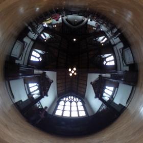 Inside St. John's. #theta360 @TokyoDex
