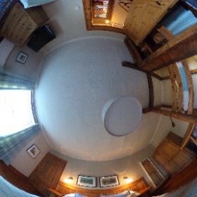 Stunning new Whisky Trail Lodge @GreatNorthLodge. Coming soon to rent, sleeps 14, hot tub & more. #theta360 #theta360uk