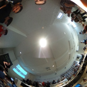 Creatives competing for top honors at yesterday's #CreativeJam # Adobe #theta360