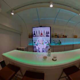 Luppet Cafeの店内の様子を360度カメラで撮影しました #theta360
