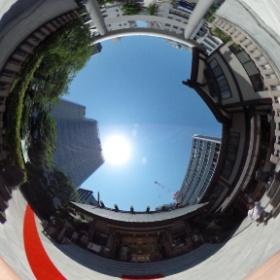 芝大神宮(東京)  photo : 360度カメラ研究会(http://camera-360do.com/) by ほーりー
