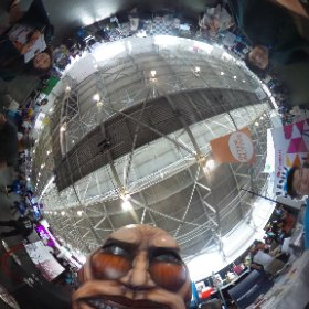 Zach! #CaptureTheTitan #theta360 #JPopSummit2015 kodanshacomics.com