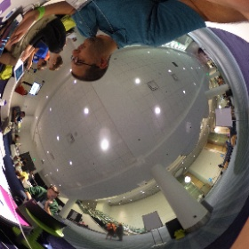 #Theta360 from the #ISTE2016 PLN Lounge.