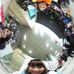 ShibuyaHalloween2015 #theta360