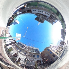 360 photo outside of Wrigley Field.