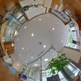 Regus札幌駅前通りビジネスセンター 受付エントランス