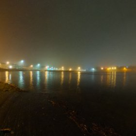 In the fog in Claddagh Quay #thecraicingalway#galway2020 #galway360 #360Today #firefly3d #theta360 #theta360uk