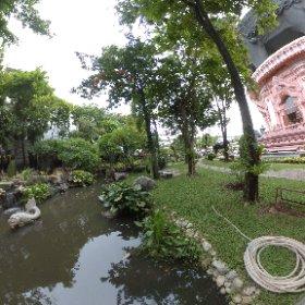 Thailand 2017, Bangkok, Erawan museum 08