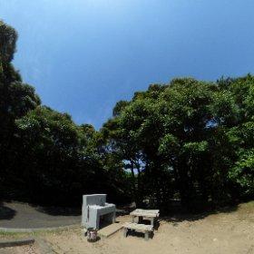長崎県民の森オートキャンプ場 VRでバイク旅 日本一周【45日目】http://www.merkurlicht.com #theta360