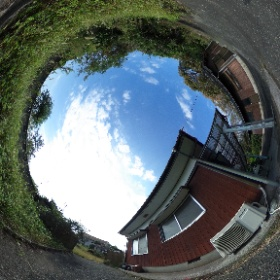 山陽小野田 外12 敷地内 建物西側