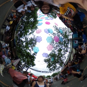 #曼谷 #theta360
