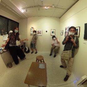 HOLGA EXPO 大阪開催 集合写真 #theta360