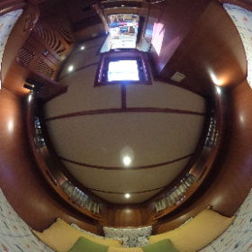 50' DeFever Guest Stateroom #theta360