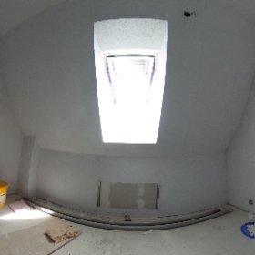 Dachgeschoss Büroraum 1 #theta360de