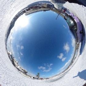 我在北海道,天氣雪⛄️  #snow3d