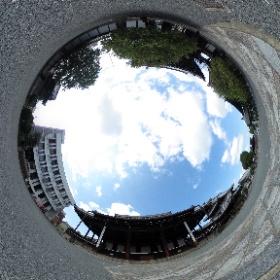 #興正寺 #Koshoji #RICOH #thetas #パノラマvr #panoramavr #Japan #京都 #Kyoto #theta360