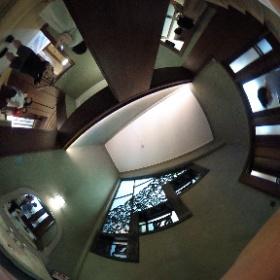 庭園美術館内部  東京ドイツ式カイロプラクティック逗子整体院 www.zushi-seitai.com  #theta360