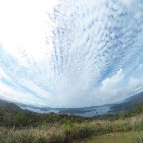 奄美大島油井岳展望台2 #theta360