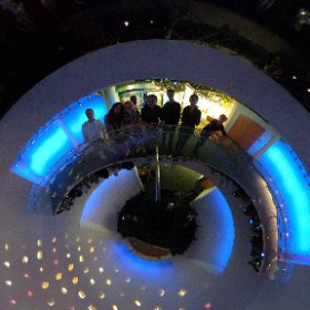 SECU Daily Planet Theater @WCPSS #theta360