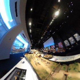 一支国博物館,壱岐島 #theta360