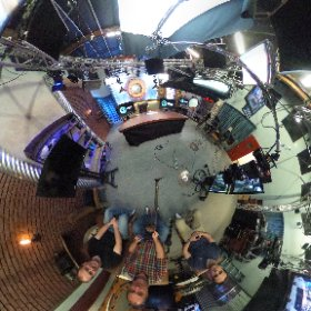 Visiting new @TWiT studios with @pfe1223 spherical #360 photo  #theta360
