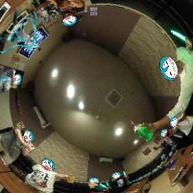 乾杯の音頭は「ミクさーん、マジ天使!!!」  カラオケオフ会 #オホーツクボカロクラスタ #カラオケ #オフ会 #miku360 #theta360