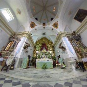 Iglesia de San Telmo http://www.dechiclana.com/item/iglesia-de-san-telmo/ Información y fotografías de la #Iglesia de San Telmo (Santísima Trinidad). Padres Agustinos Recoletos. Monumentos y edificios de interés de #Chiclana #theta360