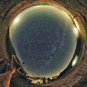 Via Lattea . Luglio 2016 . Monte Cucco . Sigillo . #WECANLAB . #OVERNEXT . #MALOXPLAY . www.overnext.biz support . Umbria . Milky Way . foto e video a 260° . Manuele Cesarini e Alessandro Sebastianelli . Marche #theta360 #theta360it